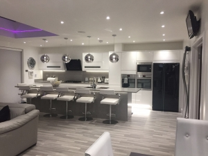 UK Smart Build Kitchen