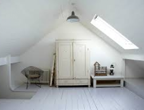 Why is there the need for a loft in the house?