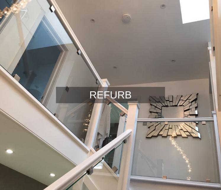 UK Smart Build Refurb