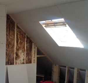 loft extension Enfield